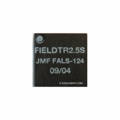 FieldTR 2.5 Mbits et 5 Mbits