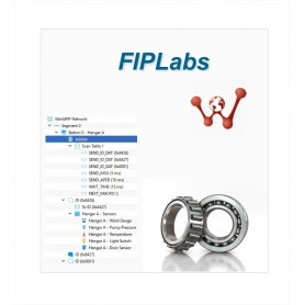 FIPLABS software  configuration for FIP WorldFIP fieldbus