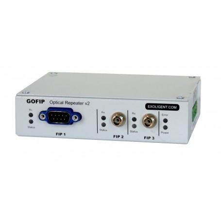 Optical repeater FIP WorldFIP