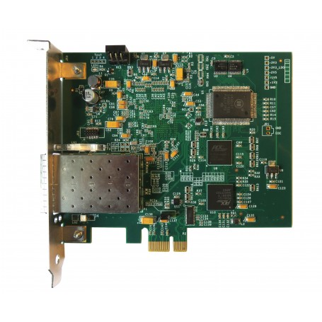 PCIe Optique SFP FIP WorldFIP