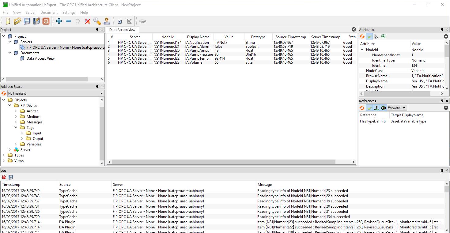 fipcore documentation